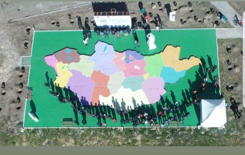 """""""Монголын Геодези, зураг зүйчдийн нэрэмжит талбай, хөшөө""""-ний нээлт амжилттай зохион байгуулагдлаа."""