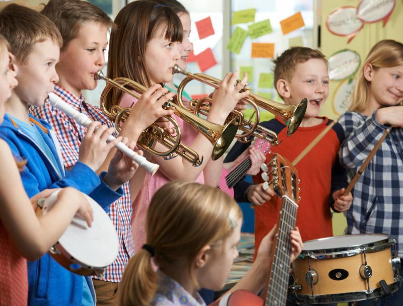 Хөгжмийн боловсрол