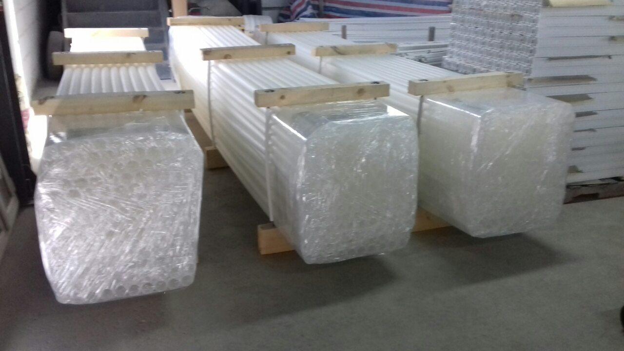 HDPE хуванцар хоолойн үндэсний үйлдвэр