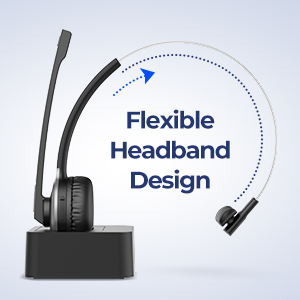Flexible Headband Design
