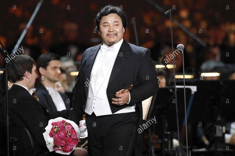 E.Amartuvshin nominated for international opera award