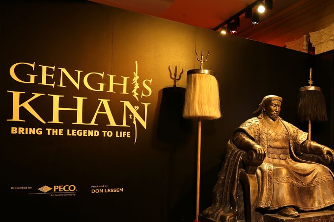 Genghis Khan: Bring the Legend to Life' conquers Kansas