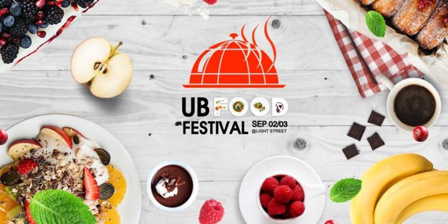 """""""UB Food Festival"""""""