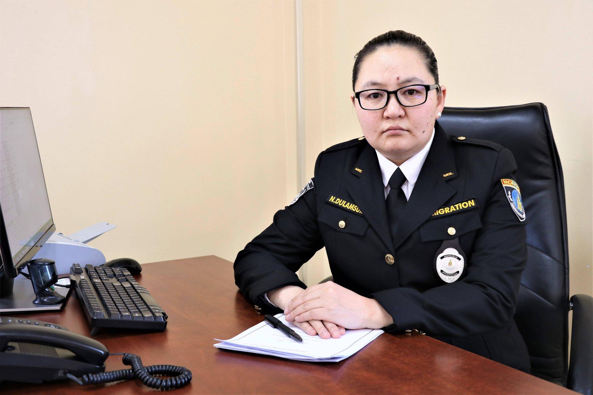 Н. Дуламсүрэн: Монгол Улсад 30 хоногоос дээш хугацаагаар ирсэн гадаадын иргэн орж ирсэн өдрөөс хойш ажлын 7 өдрийн дотор бүртгүүлнэ