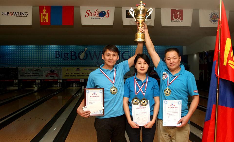2017 оны Big Bowling Friendship лигийн  тэмцээний ФИНАЛ-ын аваргууд тодорлоо.