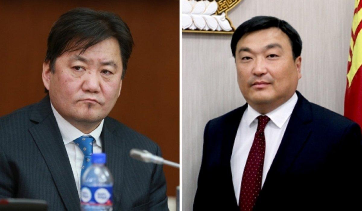 Монголбанкны ерөнхийлөгч, Санхүүгийн зохицуулах хорооны даргыг тус тус томиллоо