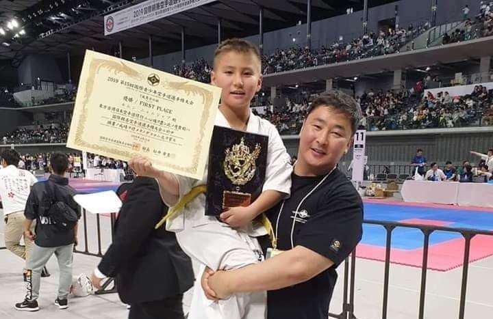 Долоон настай Н.Нэмүн дэлхийн аварга боллоо