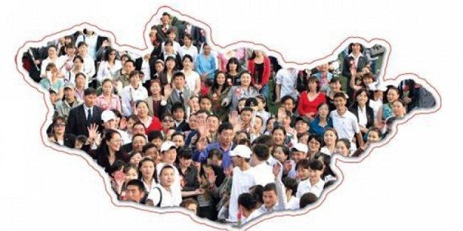 Монгол Улсын хүн ам 2030 онд дөрвөн саяд хүрэх төлөвтэй байна