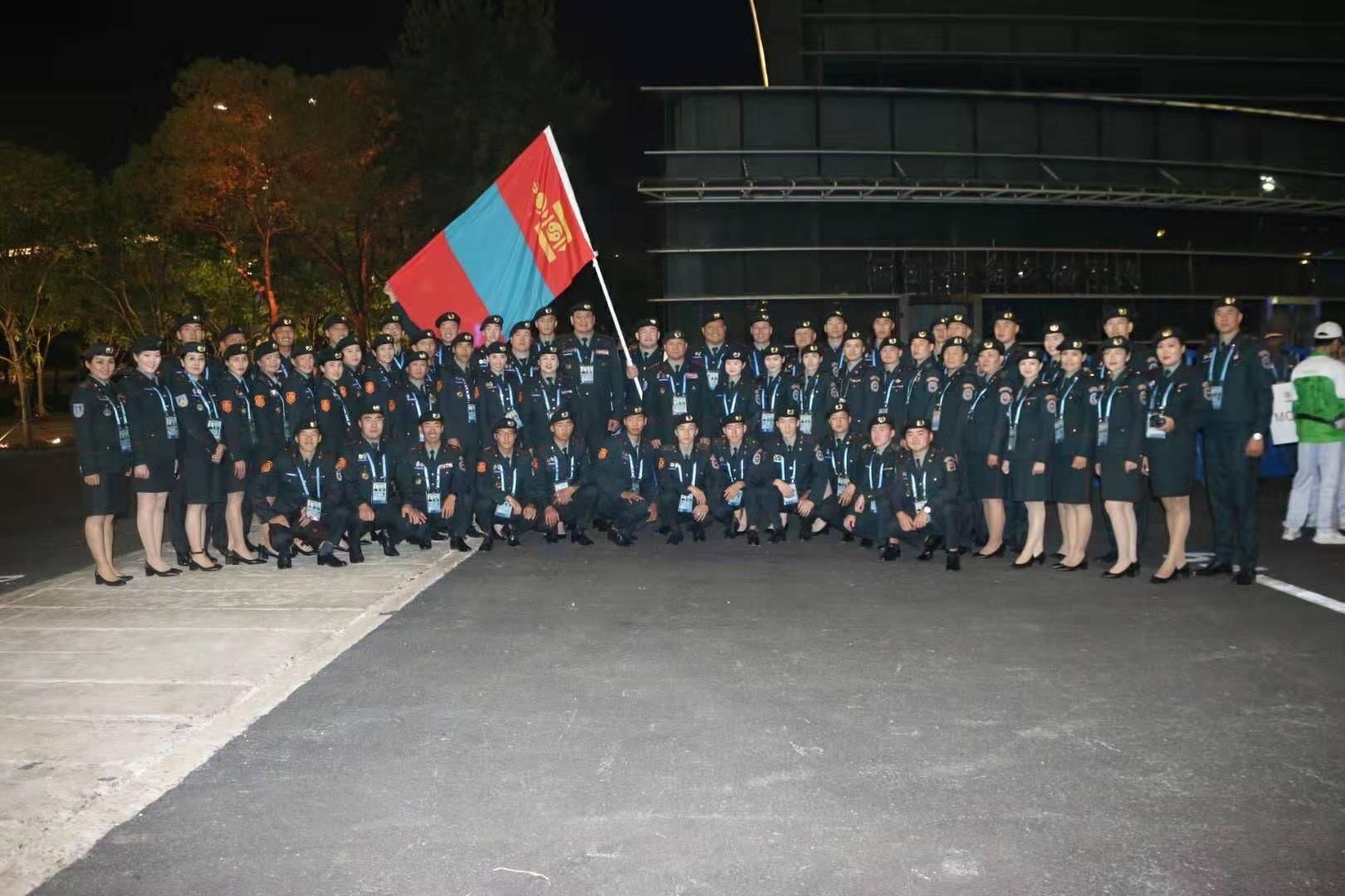 Дэлхийн цэргийн наадамд монголын 82 тамирчин өрсөлдөж байна