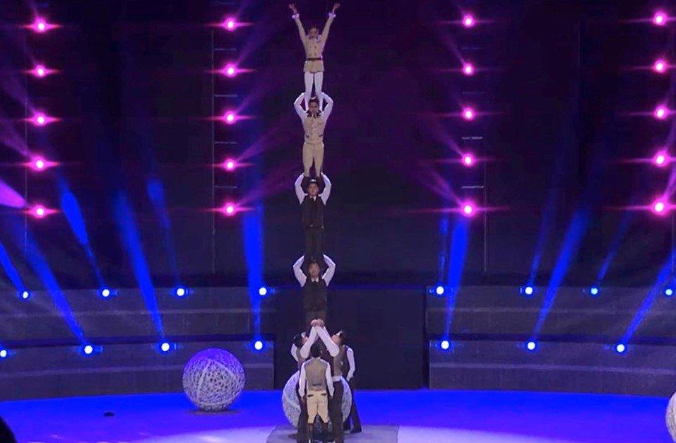 Циркчид олон улсын наадмаас
