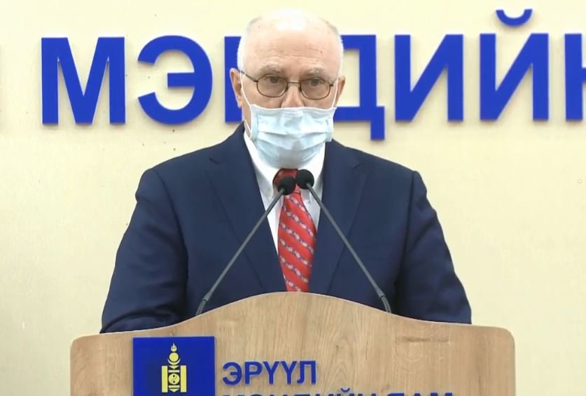 Майкл Клечески: АНУ-аас Монгол Улсын Засгийн газарт 3.3 тэрбум төгрөгийн тусламж өгч байна