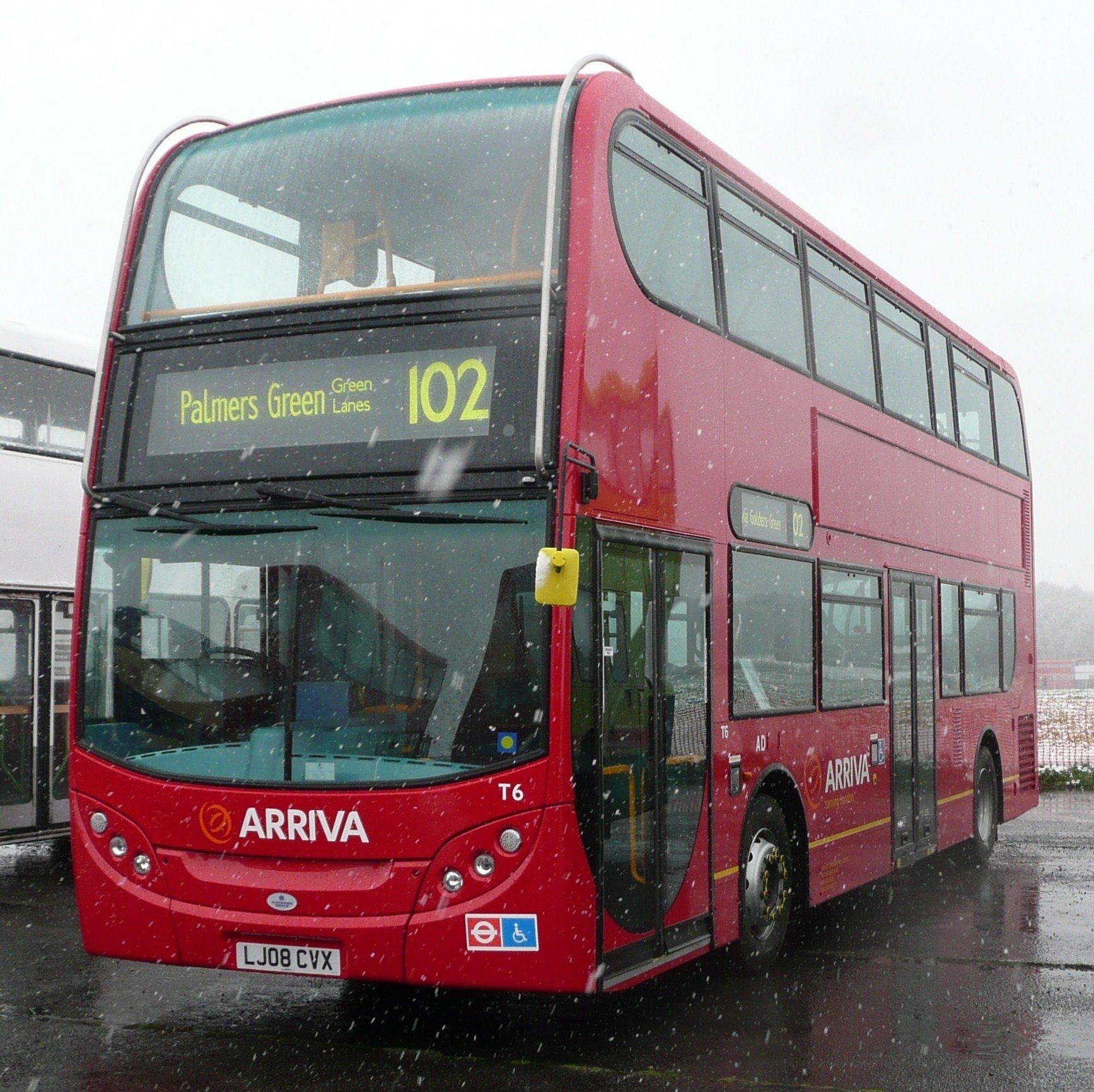 Ирэх оноос давхар автобус, 1000 таксиг үйлчилгээнд явна