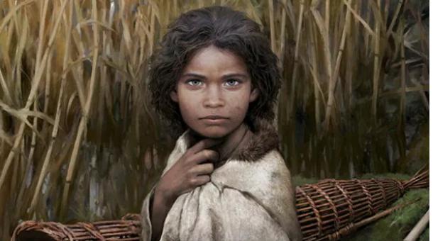 Эрдэмтэд бохины хэсгээс чулуун зэвсгийн үеийн охины дүр төрхийг сэргээжээ