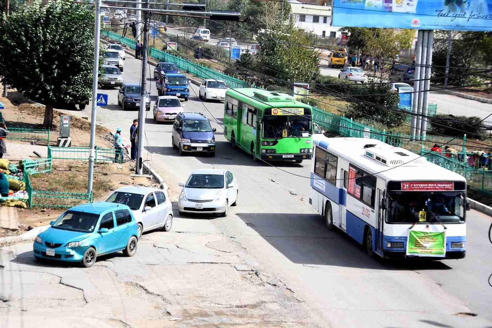 Үндэсний их баяр наадмаар үйлчлэх автобус болон рейлбусын чиглэлүүд