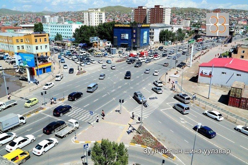 Зуун айл 32-ын тойргийг холбосон авто замын хөдөлгөөнийг нээлээ
