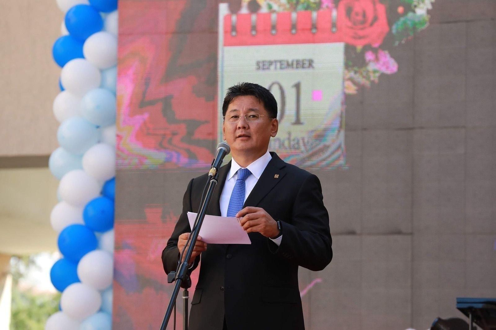 У.Хүрэлсүх: Ард түмнээ соён гэгээрүүлэх үйлсэд Монгол Улсын Консерваторийн оруулах хувь нэмэр, үүрэг чухал