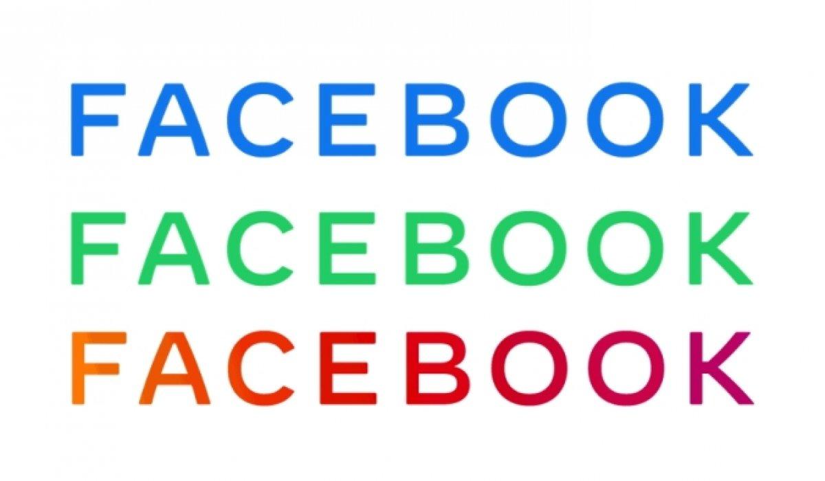 Facebook компани шинэ логотой болно