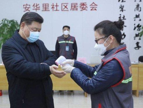 Ши Жиньпин коронавирусийг эмчилж буй эмнэлэгт очжээ