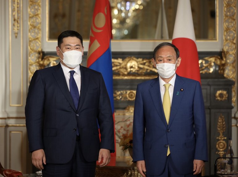 Монгол Улсын Ерөнхий сайд Л.Оюун-Эрдэнийн Япон Улсад хийсэн ажлын айлчлал өндөрлөлөө