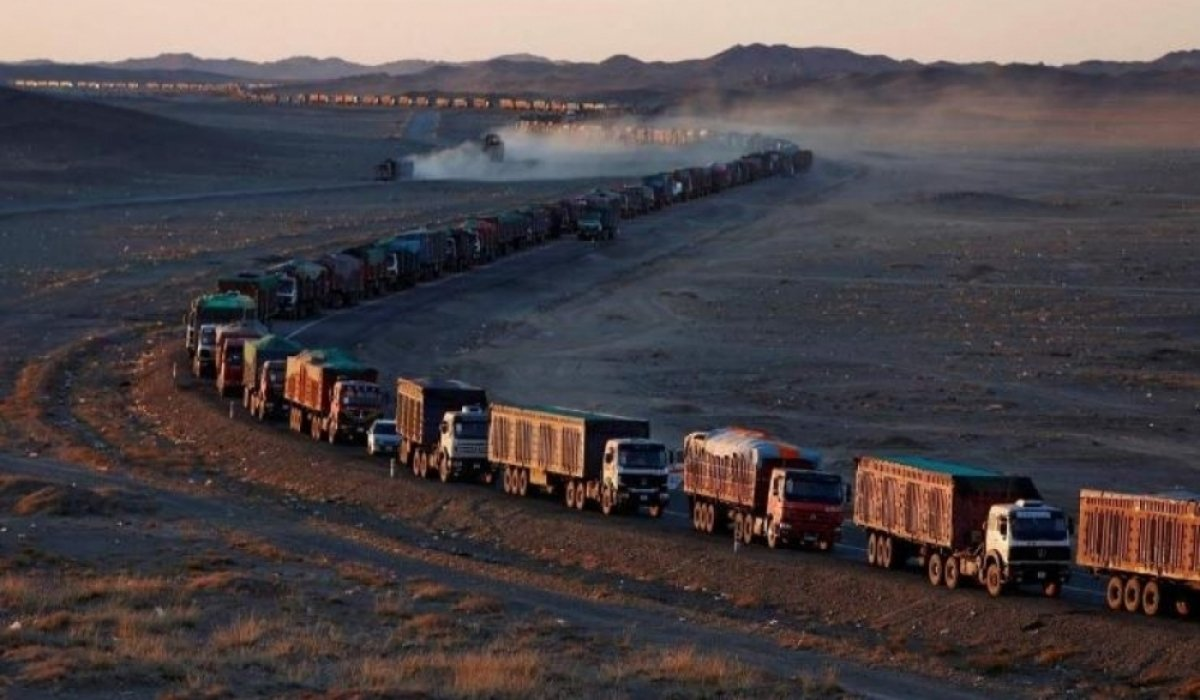 Нүүрсний экспорт эхэллээ