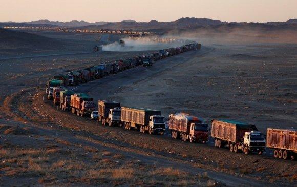 Гашуун сухайт, Шивээ хүрэнгийн боомтоор 500 машин нүүрс тээвэрлэнэ