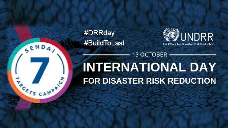 Гамшгийн эрсдэлийг бууруулах олон улсын өдрийг тэмдэглэнэ