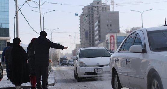 Хувийн машинаар такси үйлчилгээ эрхлэх иргэдийг бүртгэж байна