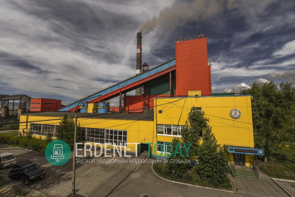 Эрдэнэт үйлдвэрийн Дулааны цахилгаан станцын 5-р зуухыг бүрэн засварлаж байна
