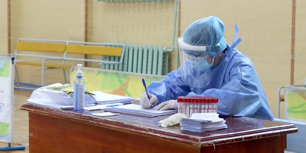 Ковид19 халдварын тоо 437 тохиолдол шинээр бүртгэгдлээ