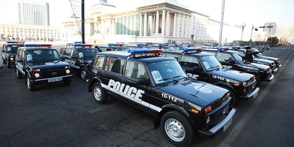 Нийслэлийн Цагдаагийн газар шаардлагатай автомашинаар парк шинэчиллээ