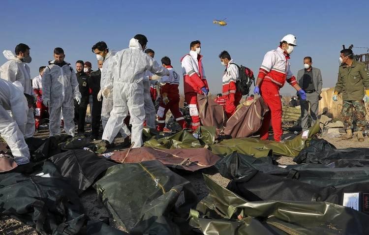 Иран Украины онгоцыг пуужингаар сөнөөсөн гэв