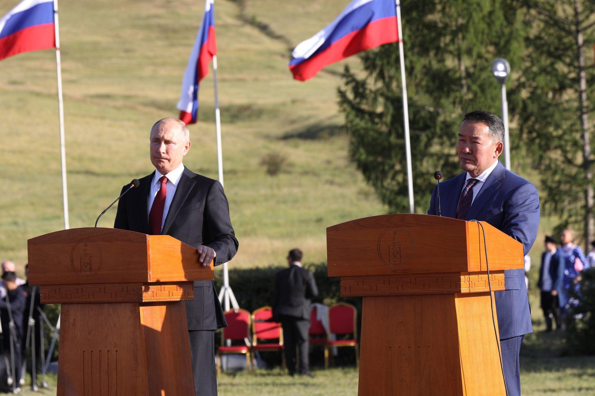 Ерөнхийлөгч Х.Баттулга Владивосток хотод болох Дорнын эдийн засгийн чуулганд оролцоно