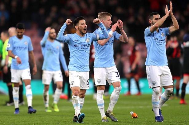 Манчестер Сити шинэхэн аваргуудыг дөрвөн гоолоор буулган авлаа