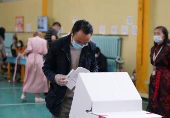Орон нутгийн сонгуулийн үеэр КОВИД-19 цар тахлаас урьдчилан сэргийлэх журам