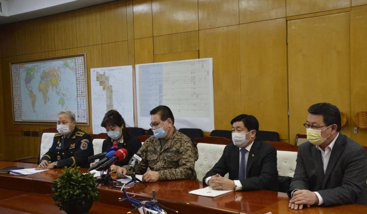 Монголд ирсэн франц иргэнээс CoVid19 вирус илэрлээ