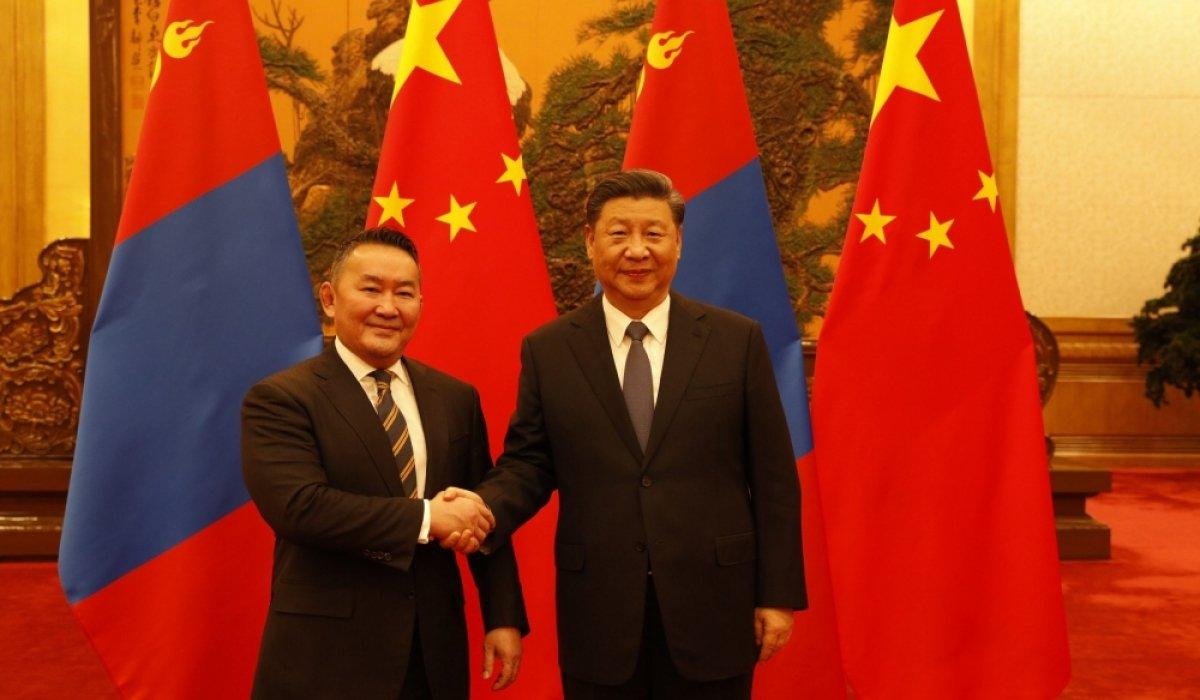 Хятадын ард түмэнд 30 мянган бог мал хандивлав