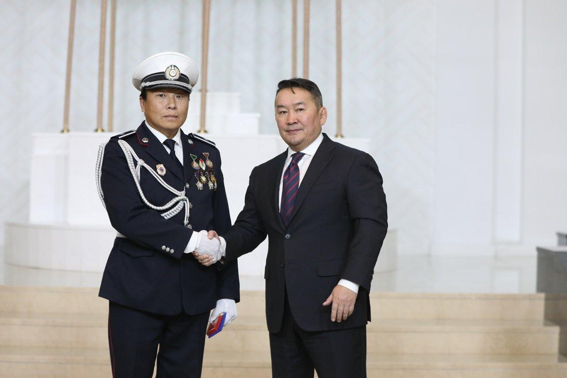 Х.Баттулга: Монгол Улсын үнэт баялаг болсон бяцхан иргэний амь насыг аварсанд талархъя