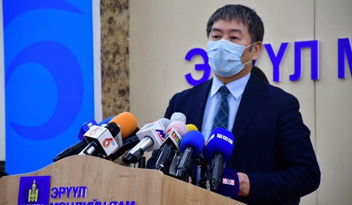 Д.Нямхүү: Монгол Улсад шинэ коронавирусийн 11 дэх тохиолдол бүртгэгдлээ