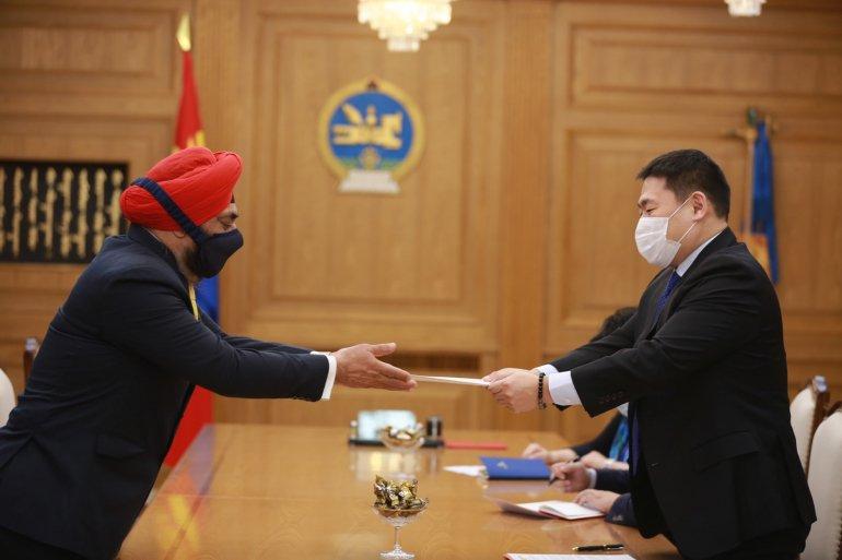 Монголчууп Энэтхэгийн ард түмэнтэй сэтгэл санаагаараа хамт байгааг  илэрхийлж Энэтхэгийн ерөнхий сайд Н.Модид захидал илгээлээ