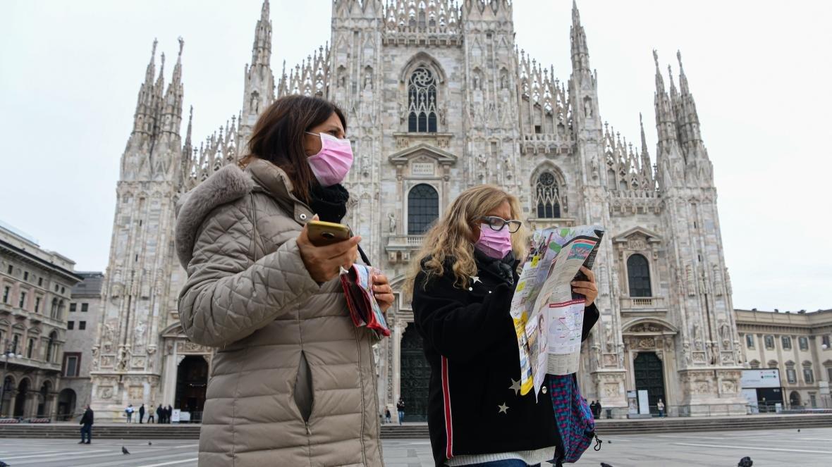 Италид нэг өдрийн дотор 133 хүн нас барж, 15 сая орчим хүн хөл хорионд орлоо