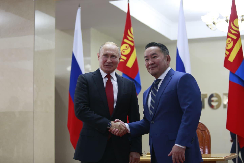 Х.Баттулга: Цаг хугацааны сорилтоор шалгагдсан Монгол Улс, ОХУ-ын харилцаа итгэлцлийн үндсэн дээр хөгжиж байна