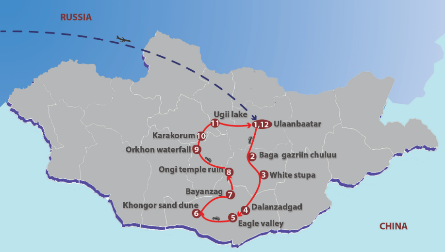 Газрын зураг