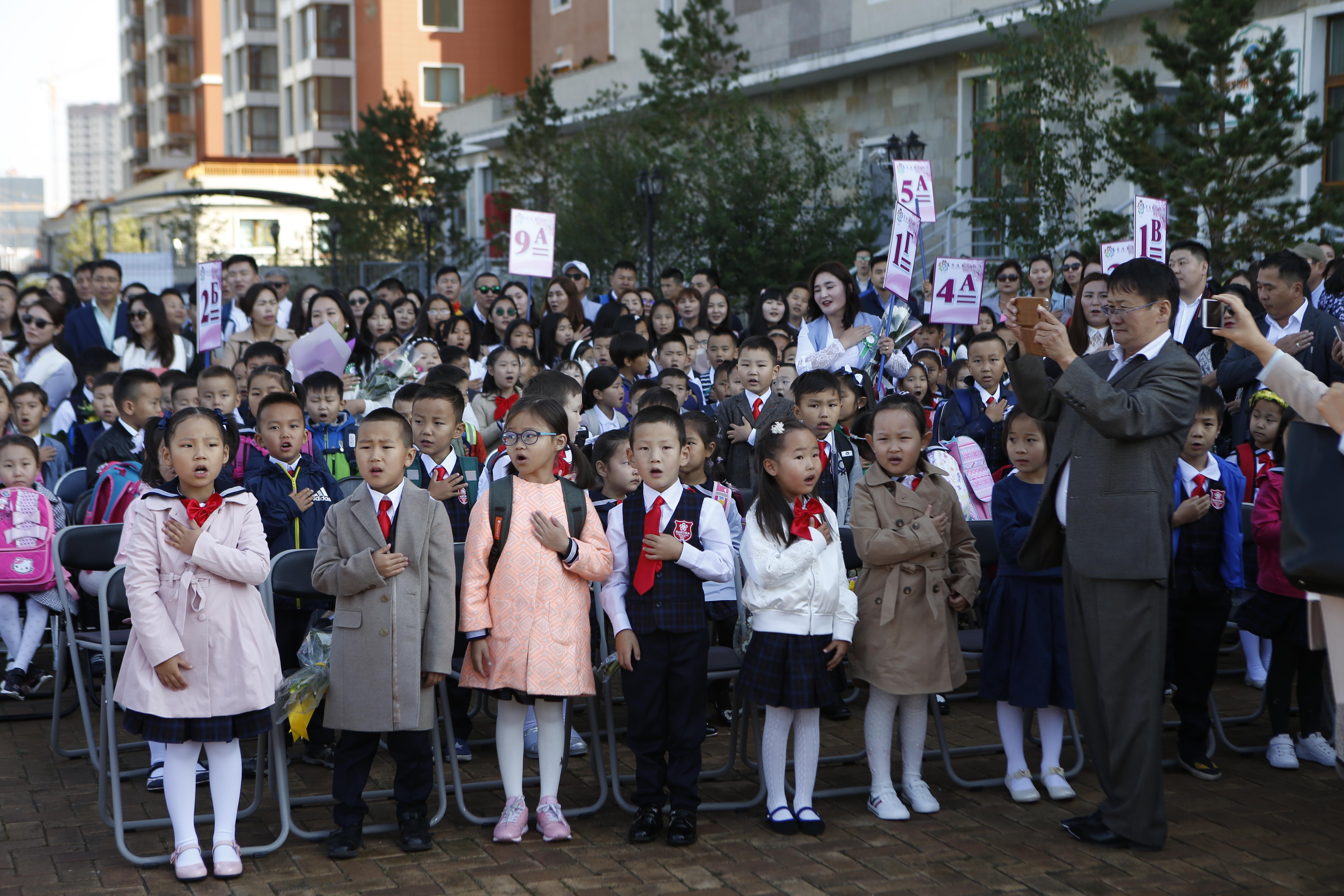 Сакура Олон улсын сургууль 1-р ангидаа нэмэлт элсэлт авч байна