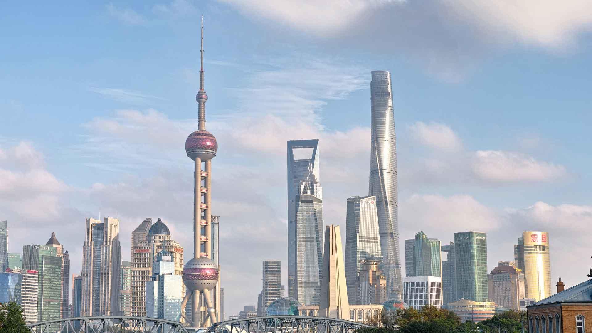 Шанхай хотын  аялал