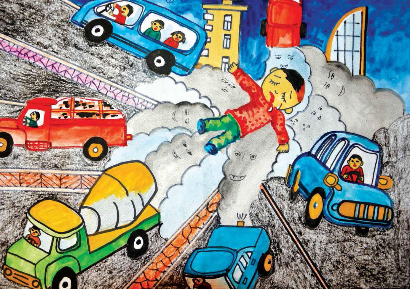 Бага насны хүүхдүүд Улаанбаатарын утаа, тоосжилтын нөлөөнд хамгийн их өртдөгийг судалгаа харуулжээ.