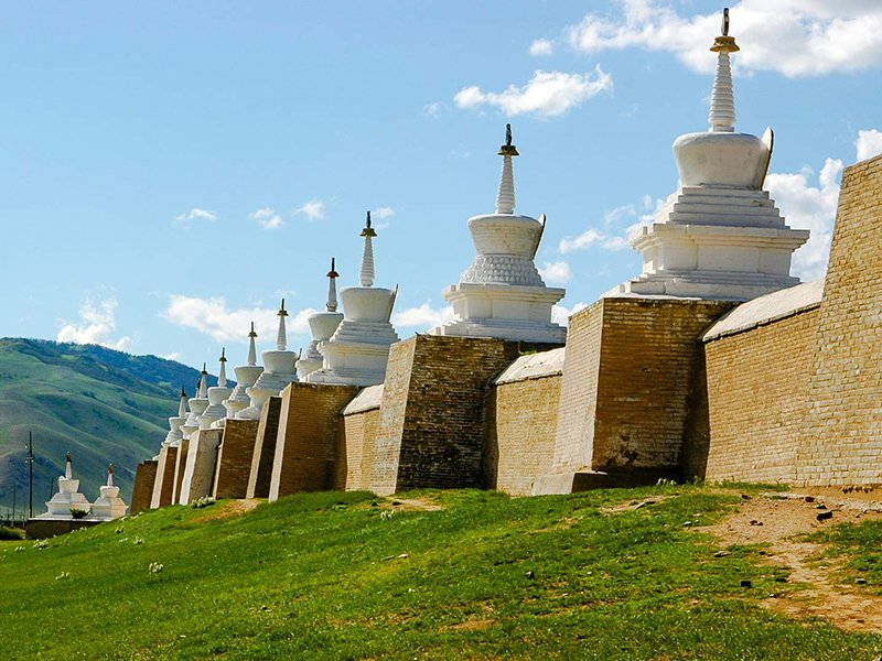 BEST OF CENTRAL MONGOLIA
