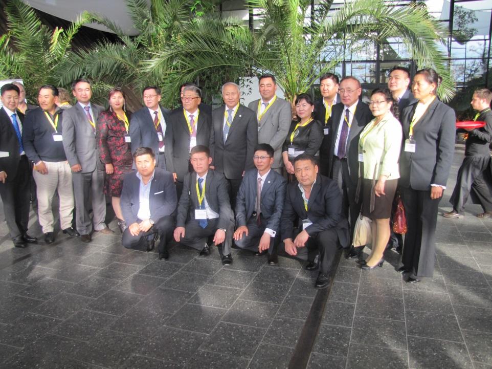 Олон Улсын Чацарганы холбооны VI хуралд профессор багш нар амжилттай оролцлоо
