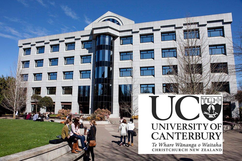Шинэ Зеланд улсын Кантербурийн Их Сургуулийн Олон Улсын Оюутнуудад зориулсан тэтгэлэгт хөтөлбөр