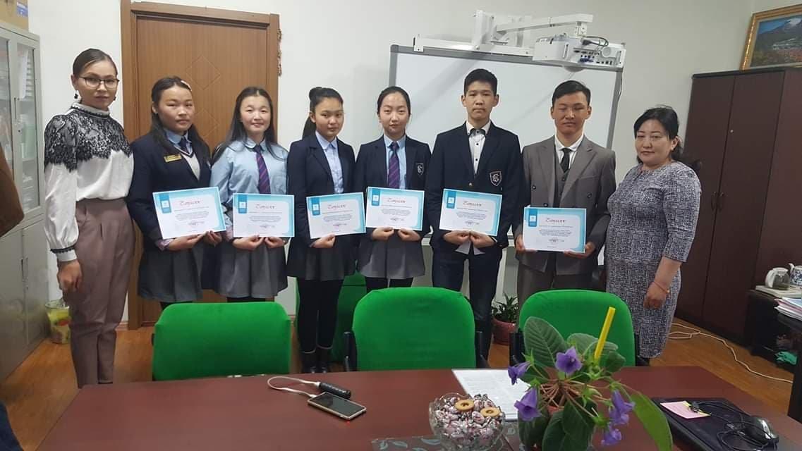 Олон Улсын Боловсрол Хөгжил Сангийн тэтгэлгийн шалгалт  Монгол орны 21 аймгаас 20 аймагт  амжилттай явагдаж дууслаа.