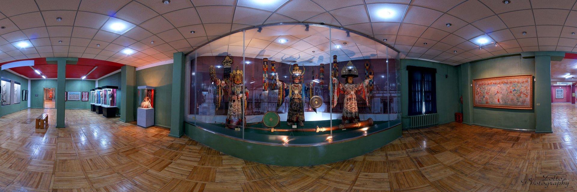 Цахим музей
